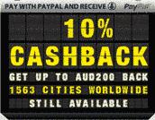 paypal cash back