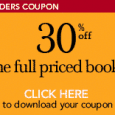 Subscribe to Borders Australia or Borders New Zealand news letters. Every week Borders sends some discount deals like in picture above.