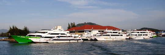 Phuket Phi Phi Ferries