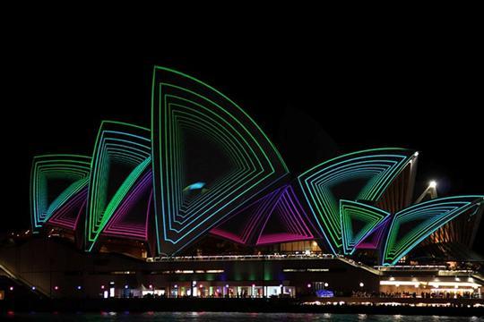 VIVID Sydney, 2011