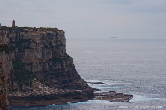North Head in Sydney/Manly is good place for coastal whale watching