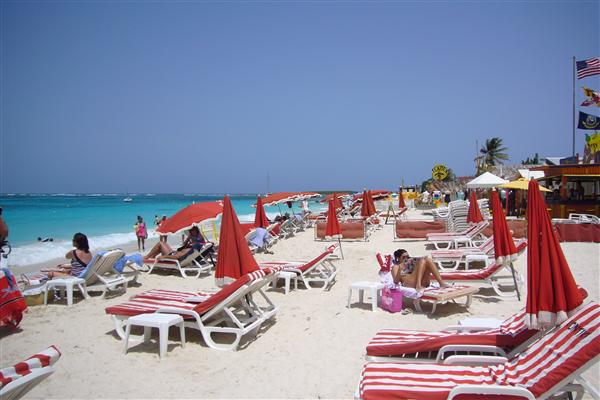 Orient Bay Beach, Saint Martin