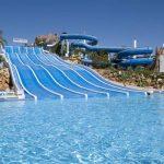 Slide & Splash in Lagoa, Portugal