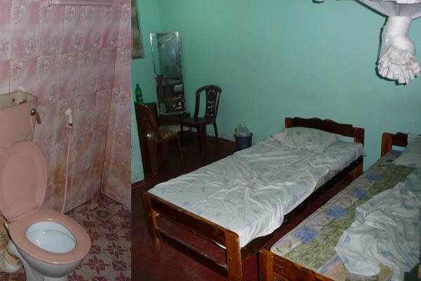 Guest house in Dambulla, Sri Lanka