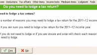 Don't forget to lodge your tax returns till end of October if you are one of working holidaymakers in Australia.