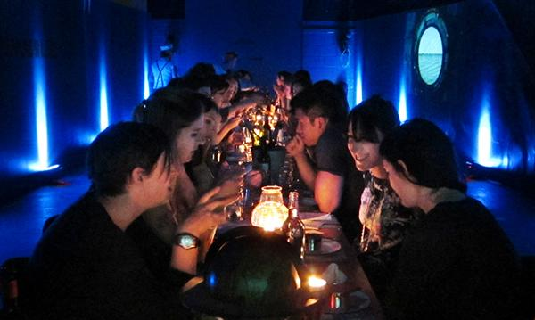 Gingerline creates immersive dining experiences in London, UK