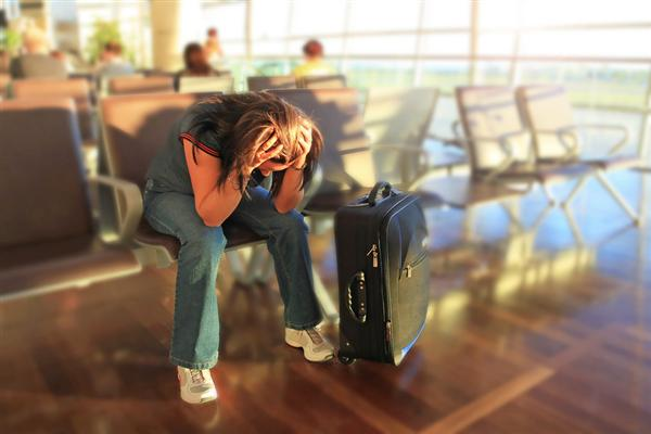 travel insurance will help you to deal with airport delay
