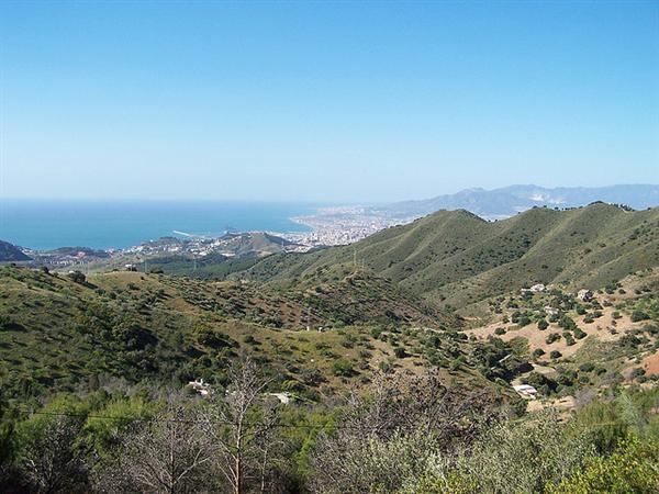 Parque Natural de los Montes,Malaga, Spain