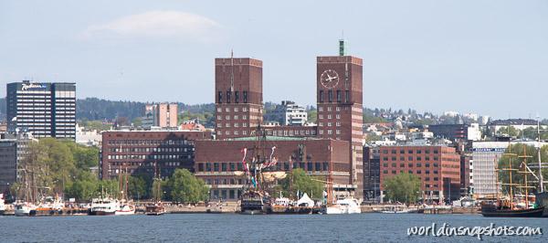 Oslo City Hall (Oslo rådhus)