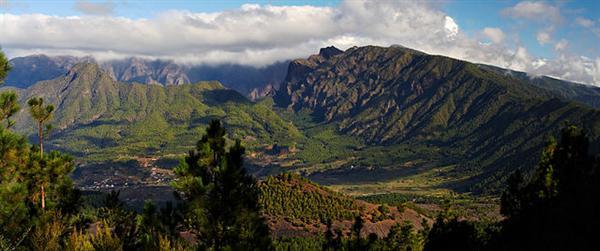Caldera de Taburiente, La Palma, Canary Islands