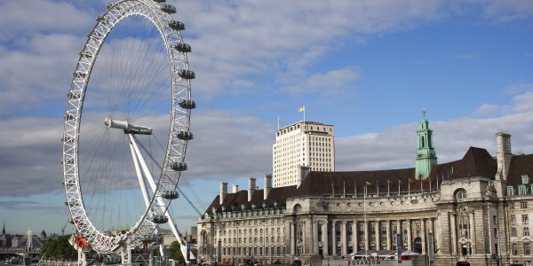 Things to do in London in Less than 24 Hours: renting a bike, visit London Eye and British Museum