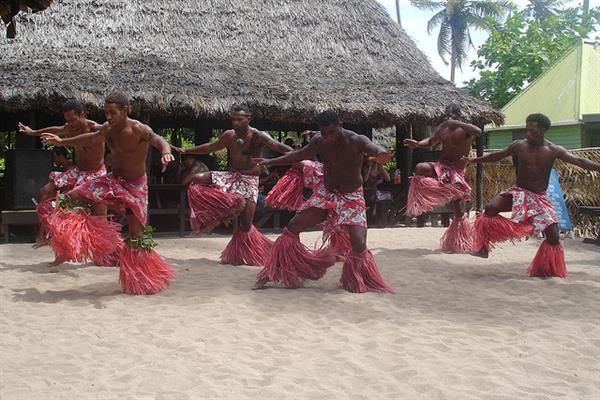 Local dancing