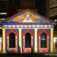 Best Christmas projections. Some are still projection, some are video and 3D or even 4D. In Sydney and Melbourne, Australia and in Vilnius, Lithuania.