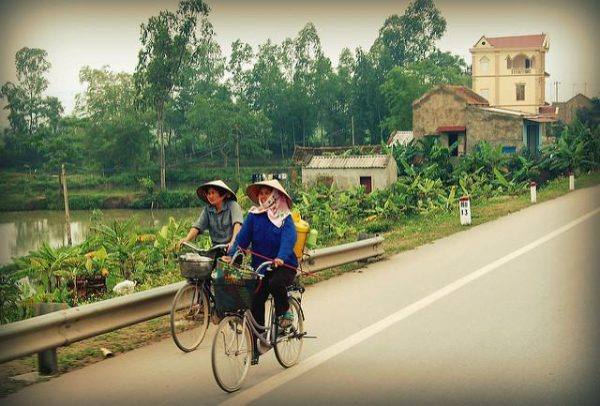 Vietnam countryside