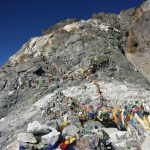 Renjo La pass, Nepal