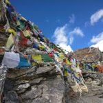 Top of Cho La pass, Nepal