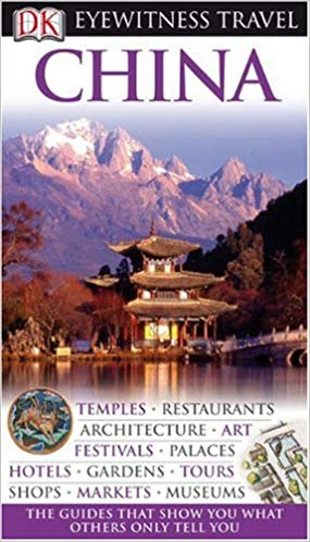 China (Eyewitness Travel Guides), 2010
