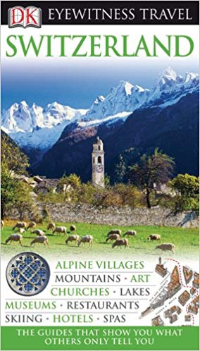 Switzerland (Eyewitness Travel Guides), 2010