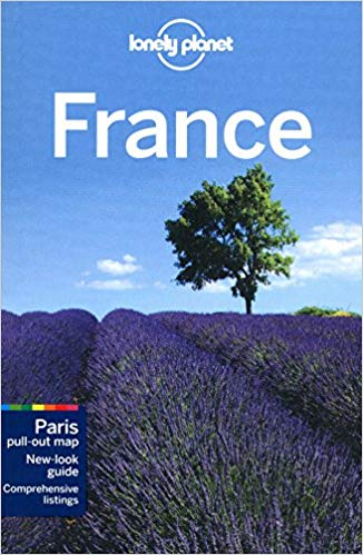 Lonely Planet France, 2011