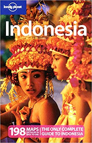 Lonely Planet Indonesia, 2010