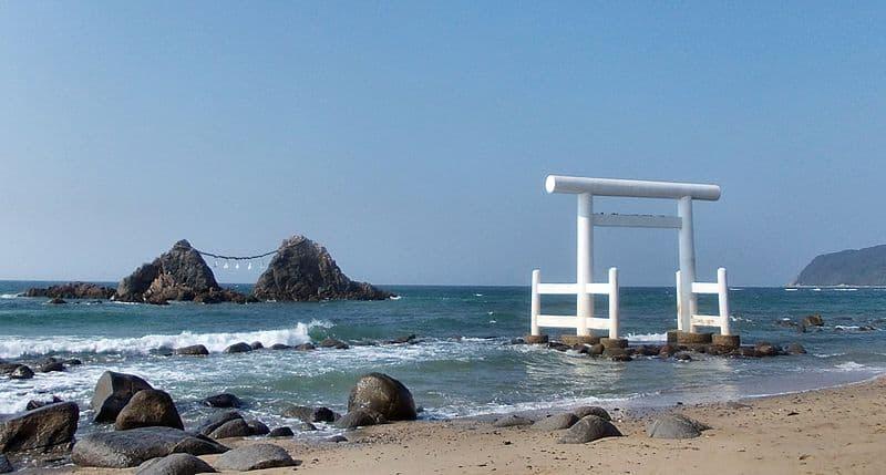 Sakurai Shrine Gates