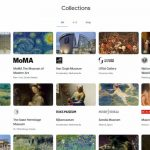 Google arts and culture collections