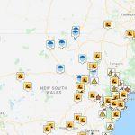 roads closures in Australia